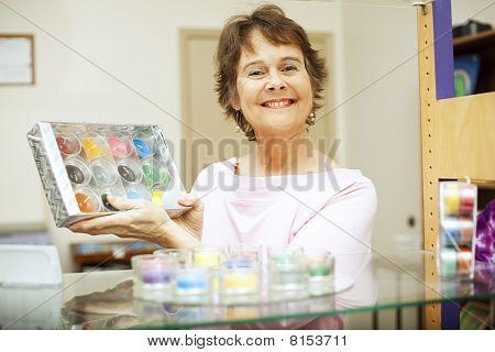 Gift Shop Clerk