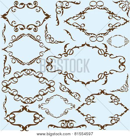 Victorian Fine Set Elements