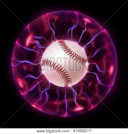 Baseball Ball Wheel