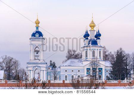 The assumption Dunilovski convent.