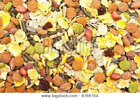 Rodent Food Mixture