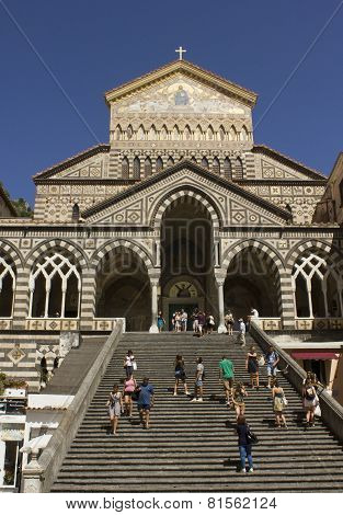 Amalfi Cathedral, South of Italy