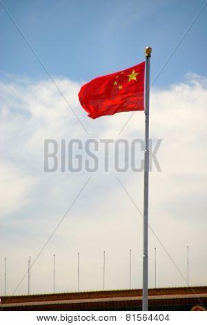 Tiananmen In Beijing