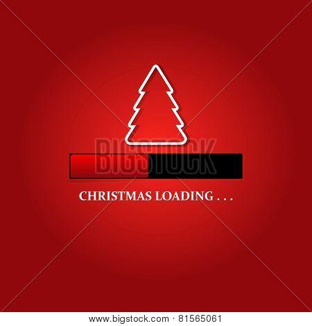 Christmas Loading Bar.