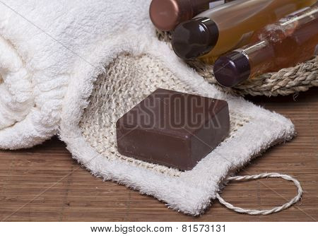 Items For Spa Treatments, Personal Hygiene.