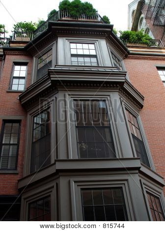 Beacon Hill Windows