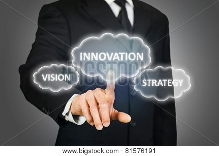 Business innovation, vision and strategy