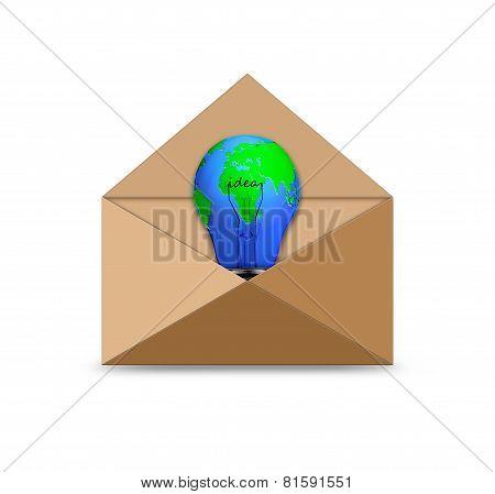 Incandescent Lamp Envelope