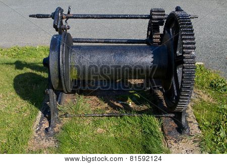 Fishing Boat Winch