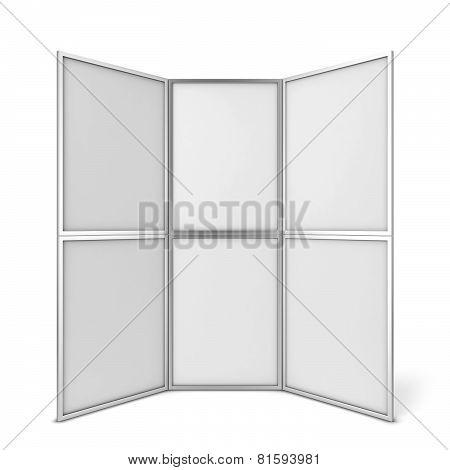 Blank Panel Display