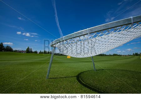 Net for golf balls