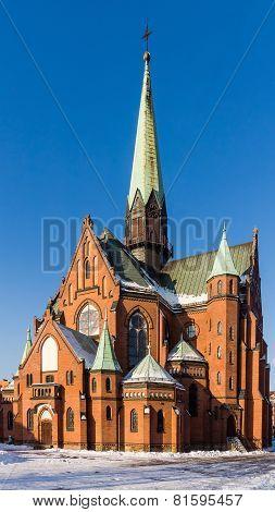 Neo-Gothic St. Joseph church