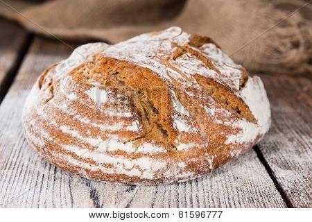 Fresh Baked Loaf Of Bread