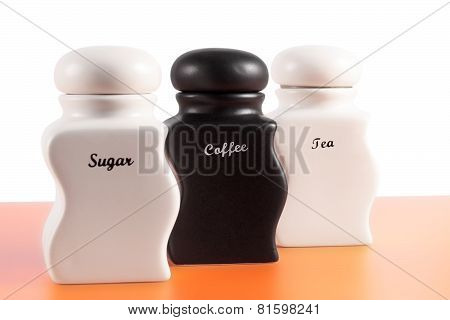 Sugar, Coffee, Tea B&w