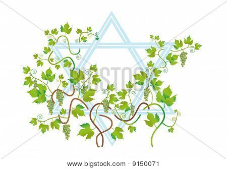 Background To Congratulating On The Jewish Holiday