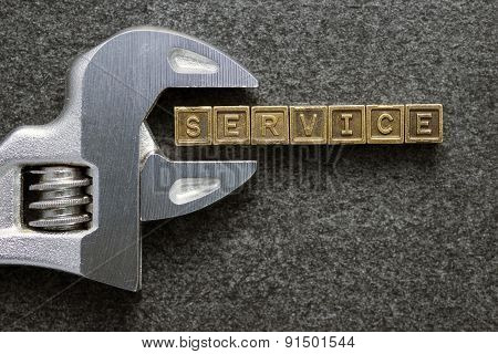 Service Wrench