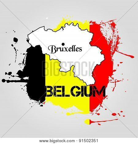 Belgium Background