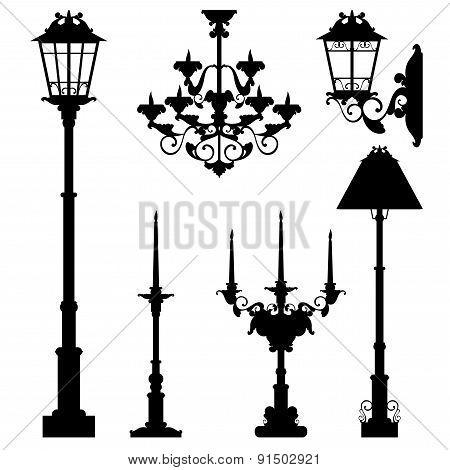 Lamp Design Set