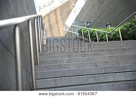 Outdoor stair