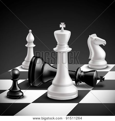 Chess Game Realistic
