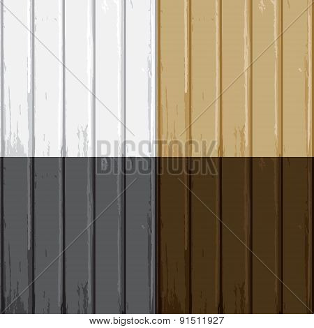 Wood Simple Vector Background