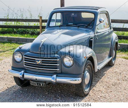 Topolino Car