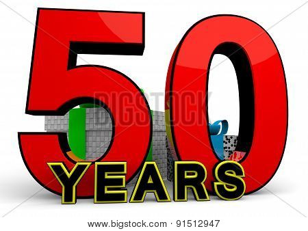 50 Years With Present