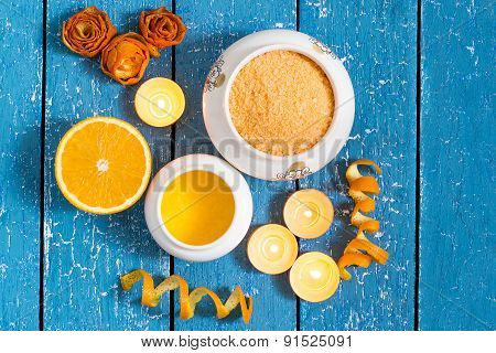 Citrus Spa Concept