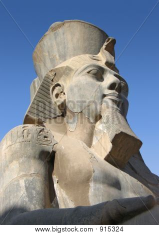 Pharaoh Ramses Ii - Ancient King Of Egypt
