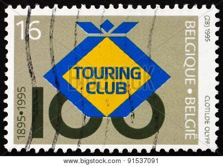 Postage Stamp Belgium 1995 Belgian Touring Club