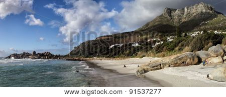 Beach Of Llandudno, Cape Town