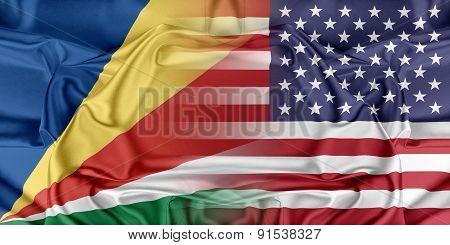 USA and Seychelles
