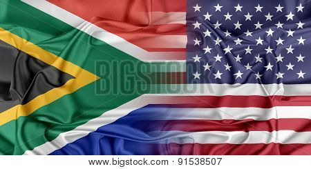 USA and South Africa