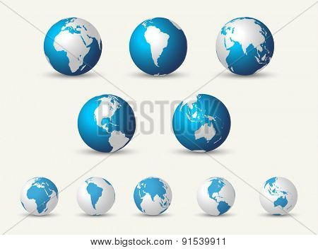 Big Globe Collection