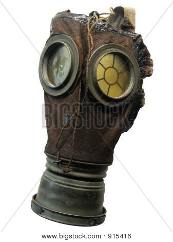 how to make ww1 gas mask