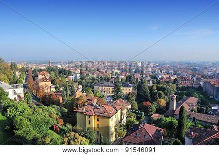 Bergamo Cityscape