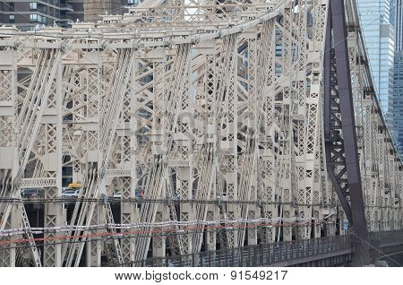 Queensboro Bridge in New York City