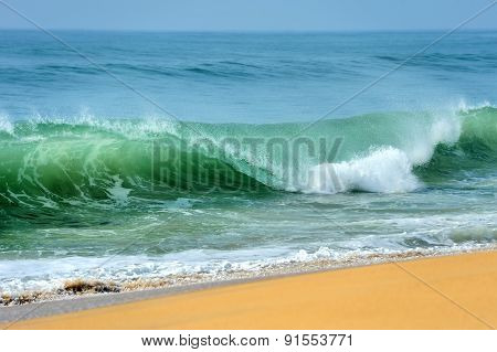 Wave Of The Ocean