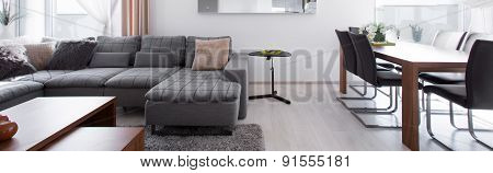 Dining Space In Lounge