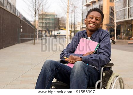 disabled student