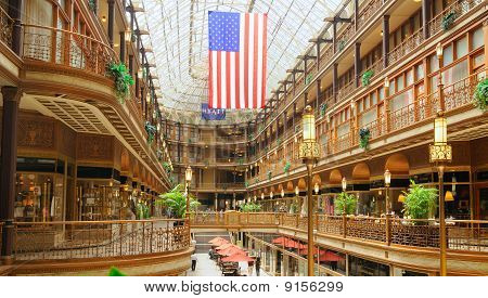 Cleveland's Old Arcade