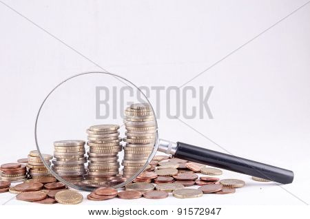 Business Money Concept Idea