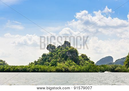 Khao Ma Chu Island