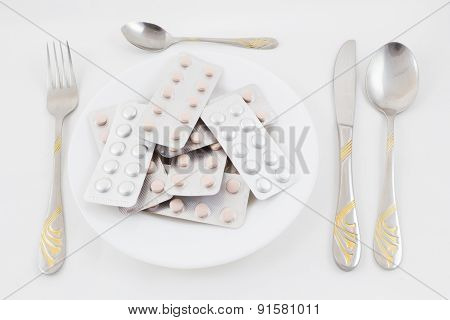 Pills As Food