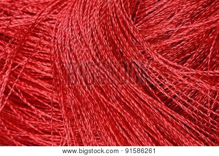 Red Threads Close-us