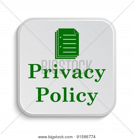 Privacy Policy Icon