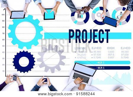 Project Program Plan Creativity Strategy Concept