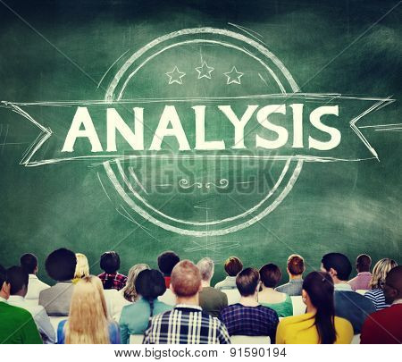 Analysis Information Plan Planning Strategy Concept