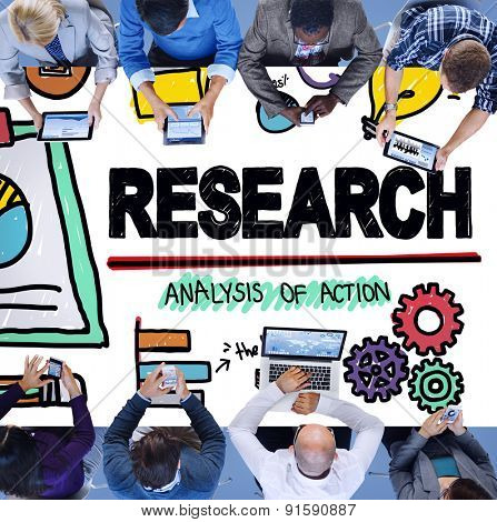 Research Exploration Facts Feedback Report Concept