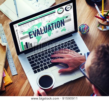 Evaluation Feedback Opinion Result Assessment Concept